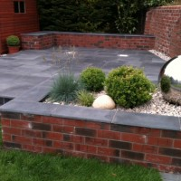 Serenity Sandstone Paving : Monsoon