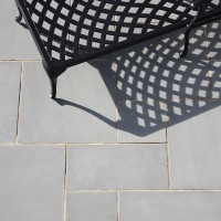 Mirage sandstone paving project pack : Castle Grey